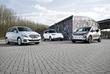 BMW i3, Kia Soul EV en Mercedes B Electric Drive