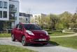 Nissan Leaf 30 kWh : 50 kilometer verder