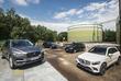 La Jaguar F-Pace face à 3 rivales