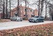 MERCEDES E 220 D BREAK // VOLVO V90 D5 AWD : Ruimtereizigers