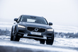 Volvo V90 Cross Country : Van twee walletjes
