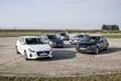 Hyundai i30 tegen 4 concurrenten