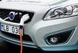 Geïntegreerde snellader Volvo #1