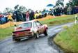 Le trio Ford Escort Belga Team à l'Eifel Rally #2