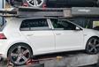 Volkswagen Golf : le facelift en approche