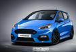 Komt de nieuwe Ford Fiesta als ST én als RS?