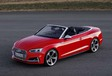 Audi S5 Cabriolet wordt 40 procent stijver #9