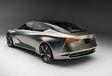 Nissan Vmotion 2.0: concept voor een grote berline #8