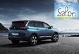 Autosalon Brussel 2017: Peugeot (paleis 4) #1