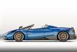 Pagani bouwt 100 exemplaren van peperdure Huayra Roadster #4