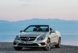 Mercedes Classe E Coupé et Cabriolet #7