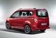 Ford Tourneo Courier #2
