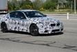 BMW M4 au péage #2