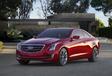 Cadillac ATS Coupé #1
