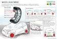 Schaeffler Ford Fiesta e-Wheel Drive #2