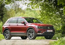 De nieuwe Tiguan wil zich onderscheiden van het gros van de compacte SUV's. Om de kloof te dichten met de premiumrivalen, maar ook om het pad te effenen voor VW's toekomstige kleine SUV.