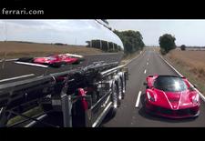 Formule 1-piloot Sebastian Vettel neemt het stuur van de LaFerrari Aperta en doet een ommetje langs Memory Lane.