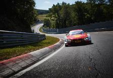Augusto Farfus heeft zijn BMW M4 DTM-racer over de Nordschleife van de Nürburgring gejaagd en zette daarbij een rondetijd van 6.14. En het kan nog sneller.