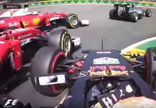 De titelstrijd bleef spannend tot de laatste race en Max Verstappen gooide links en rechts wat olie op het vuur, maar voor de rest was het door de Mercedes-jongens gedomineerde F1-seizoen niet meteen een hoogvlieger. Gelukkig waren er een heleboel crashes om onze aandacht vast te houden.
