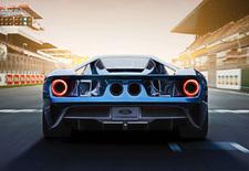 De Ford GT krijgt een digitale tellerpartij die verandert naargelang de gekozen rijmodus. En de sportwagen telt liefst 5 van die rijmodi.