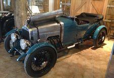 Musées automobiles : Aston Martin Heritage Trust Museum (Wallingford)