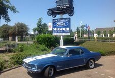 Automusea: Den Hartogh Ford Museum (Hillegom)