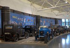 Musées automobiles : British Motor Museum (Gaydon)