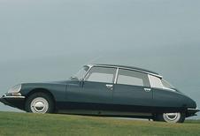 60 jaar Citroën DS in 13 mijlpalen