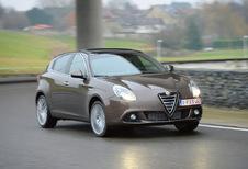 Alfa Romeo Giulietta 1.4 Turbo 120 Progression (2014)
