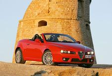 Alfa Romeo Spider 2.4 JTDM (2006)