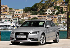 Audi A3 1.6 TDi 81kW Attraction (2016)