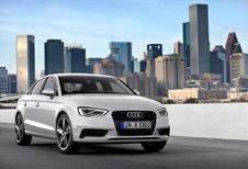 Audi A3 Berline 2.0 TDI Ambition (2013)