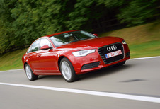 Audi A6 3.0 TDI 150kW S line (2014)