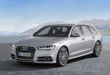 Audi A6 Avant 2.0 TDI Ultra 100kW (2017)