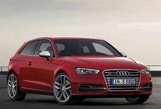 Audi S3 3p 2.0 TFSI 221kW S tronic quattro (2016)