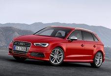 Audi S3 5p 2.0 TFSI 221kW S tronic quattro (2016)