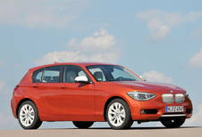 BMW 1 Reeks Hatch 116d EfficientsDynamics Ed. (2011)