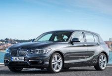 BMW 1 Reeks Hatch 120d xDrive (135 kW)