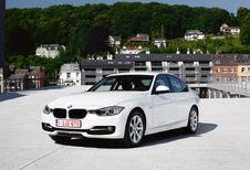 BMW Série 3 Berline 316d (85 kW) (2015)
