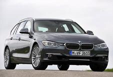 BMW Série 3 Touring 316d (85 kW) (2015)