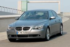BMW 5 Reeks Berline 525d 130kW