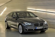 BMW Série 5 Gran Turismo 520d (135 kW) (2017)