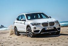 BMW X1 : Vlucht naar voren