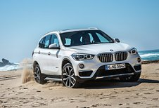 BMW X1 : aller de l'avant
