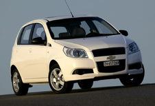 Chevrolet Aveo 5p 1.2  16V LS (2008)