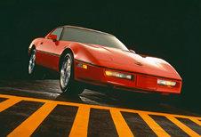 Chevrolet Corvette Coupé (1985)