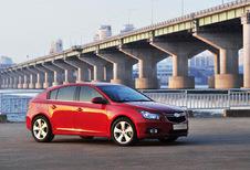 Chevrolet Cruze 5p 1.6 LS (2011)