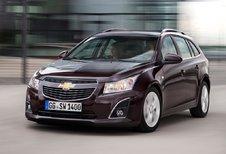 Chevrolet Cruze 5p LTZ 1.4T MT6 S&S (2014)