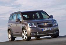 Chevrolet Orlando 2.0 TCDi 163 LTZ+ (2010)