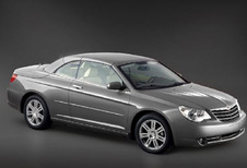 Chrysler Sebring Convertible 2.0 CRD Limited (2007)